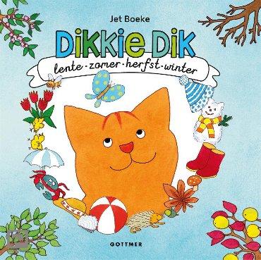 Lente, zomer, herfst en winter - Dikkie Dik