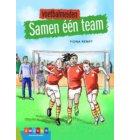 Voetbalmeiden Samen één team - Leesserie Estafette