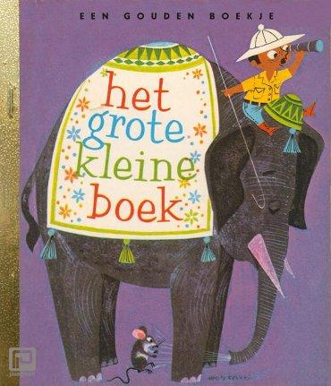 Het grote kleine boek - Gouden Boekjes