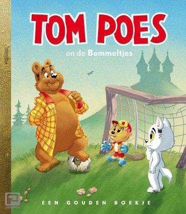 Tom Poes en de Bommeltjes - Gouden Boekjes