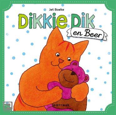 Dikkie Dik en Beer (met 2 handpoppen) - Dikkie Dik