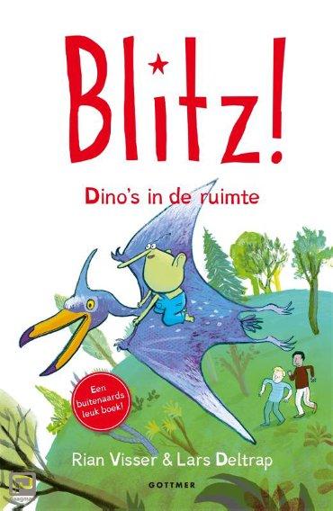 Dino's in de ruimte - Blitz!