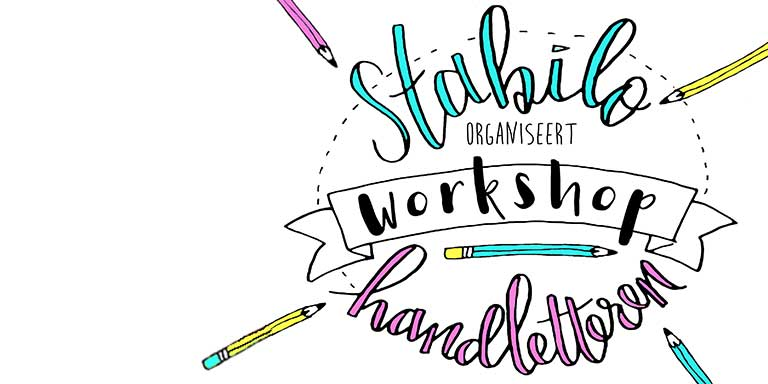 17 november Stabilo workshop