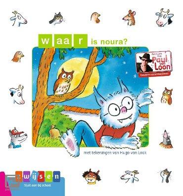 Waar is Noura? - AVI-lezen met Paul van Loon