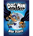 Dog man 4: Dog man and cat kid