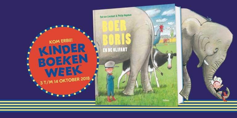 6 oktober Boer Boris