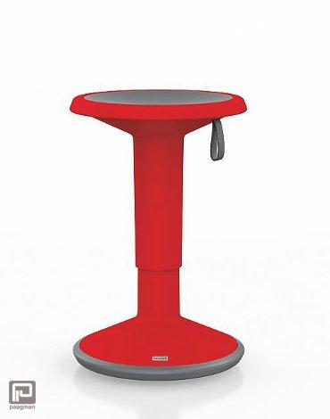 Interstuhl kruk UPis1 rood