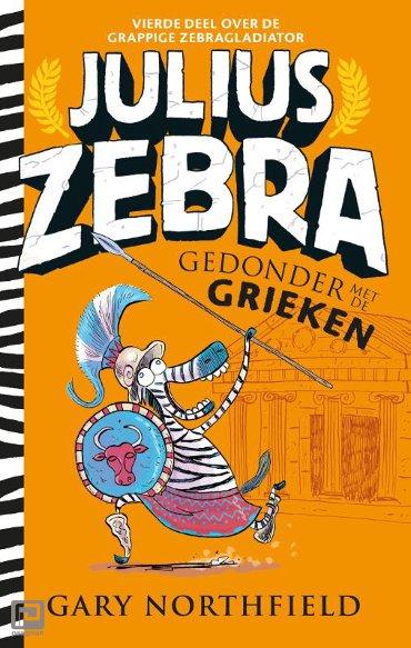 Gedonder met de Grieken - Julius Zebra