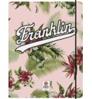 Franklin & Marshall girls elastomap folio