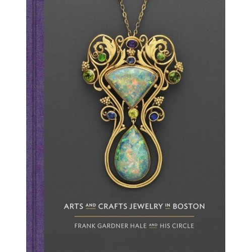 Arts And Crafts Jewelry In Boston - Nonie Gadsen