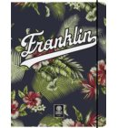 Franklin & Marshall boys elastomap folio