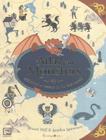 Atlas van monsters - Atlas van monsters