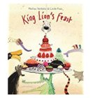 King lion's feast