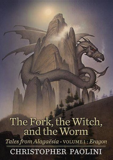 Tales from alagaesia (01): The fork, the witch, and the worm