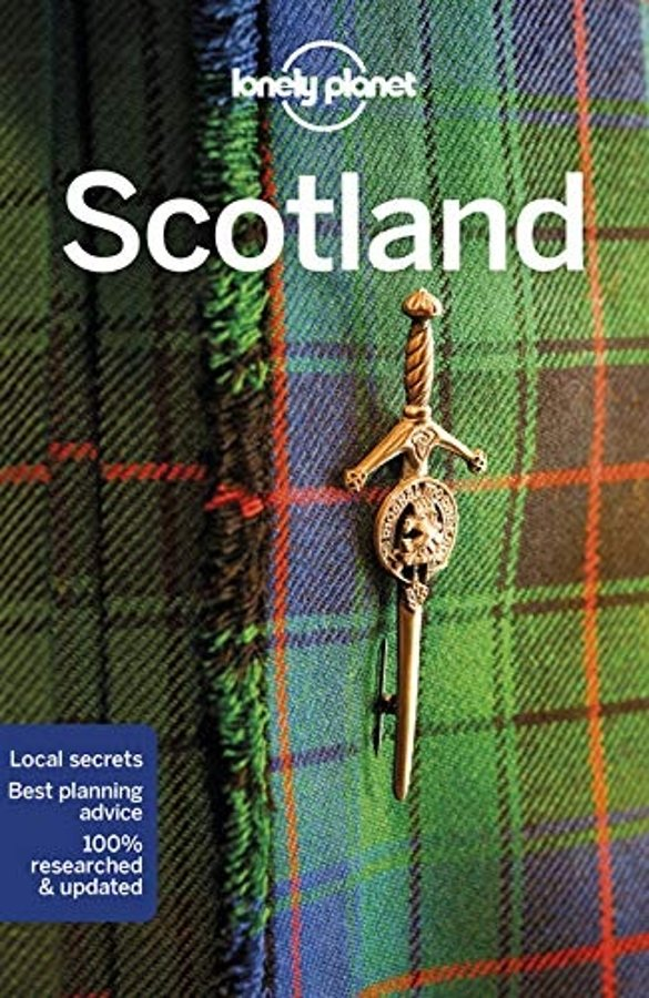 Paagman | Lonely planet: Scotland (10th ed)