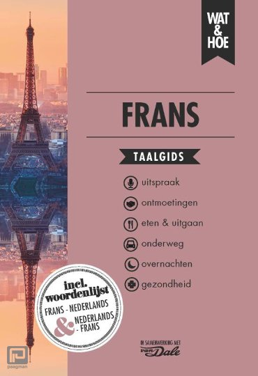 Frans - Wat & Hoe taalgids