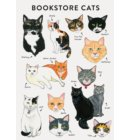 Bookstore cats bibliophile flexi journal