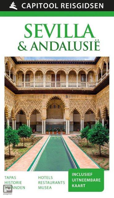 Sevilla & Andalusië - Capitool reisgidsen