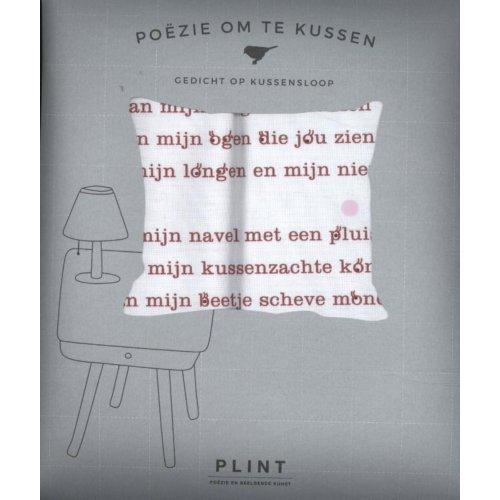 Afbeelding van Plint Poëzie om te kussen Joke van Leeuwen Oh hou van mij - Poezie om te kussen