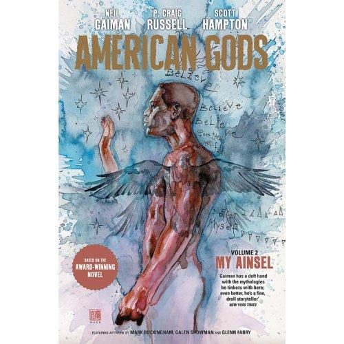 Afbeelding van American gods (02): My ainsel (graphic novel)