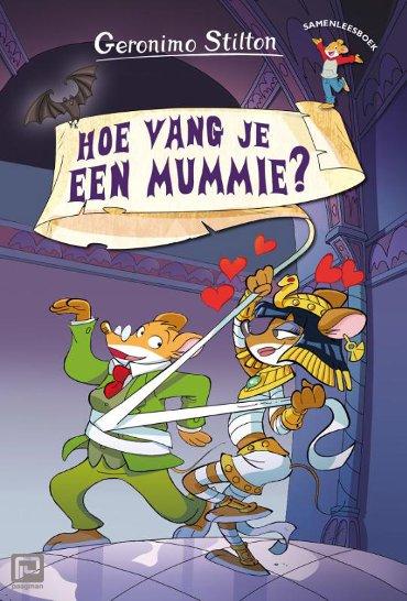 Hoe vang je een mummie? - Samen lezen