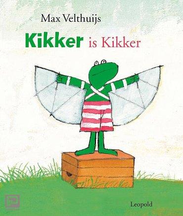 Kikker is Kikker - Geef een prentenboek cadeau 2019