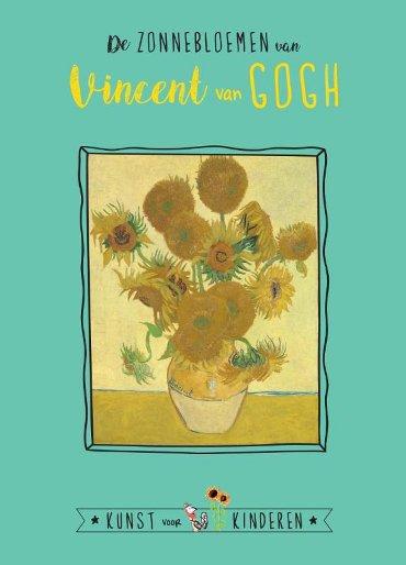 Kunst voor kinderen De zonnebloemen van vincent van gogh