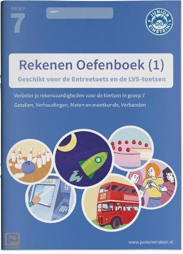 Rekenen Oefenboek / 1 groep 7 - Deel 1