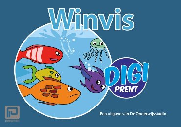 Winvis - Digiprentserie