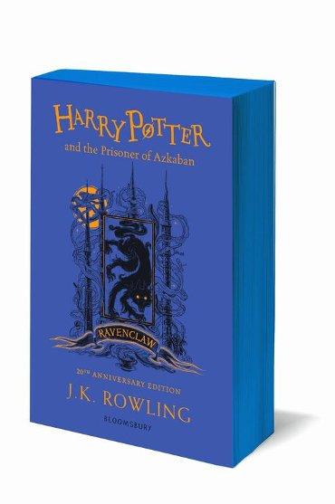 Harry potter (03): Harry potter and the prisoner of azkaban - ravenclaw edition