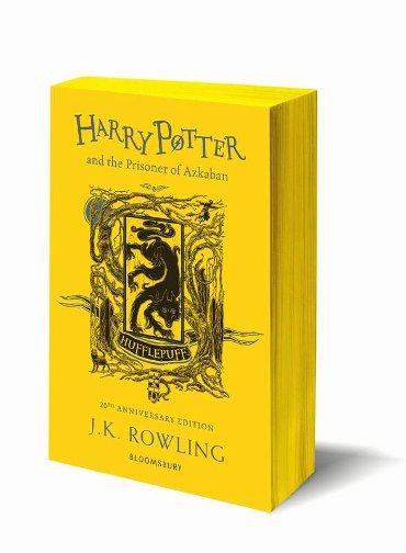 Harry potter (03): Harry potter and the prisoner of azkaban - hufflepuff edition