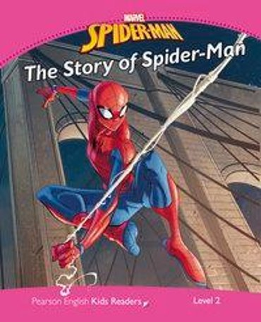 Marvel's spider-man: The story of spider-man
