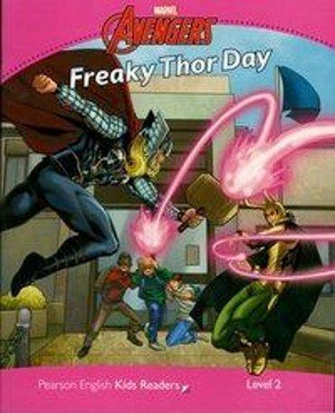 Marvel's avengers:freaky thor day