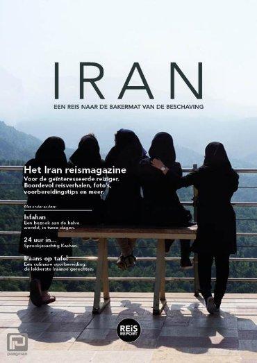 Iran - REiSREPORT reisgids magazines