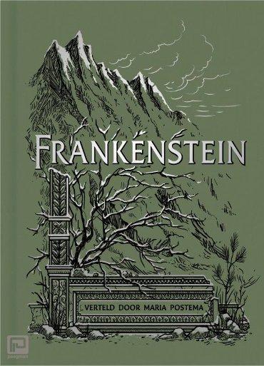 Frankenstein - Blossom Books-wereldklassiekers