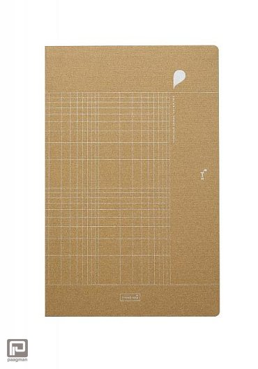Tinne + Mia - Graphic Botanic notitieboek A4 gelinieerd