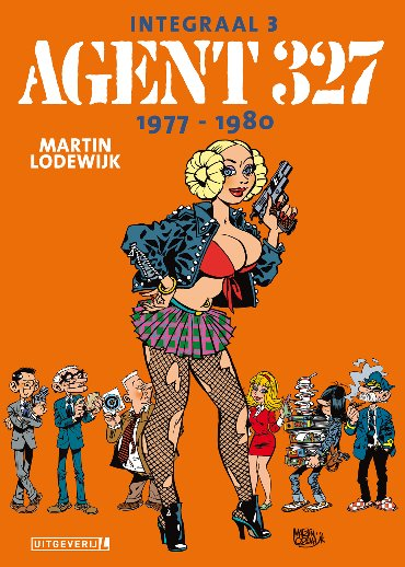 Agent 327 integraal Hc03. Deel 3 1977-1980
