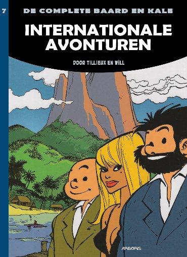 Baard en kale, de complete Lu07. Internationale avonturen (luxe editie)