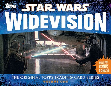 Star wars widevision: The original topps trading card series: Volume 1
