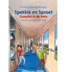 Complot in de trein - Spekkie en Sproet