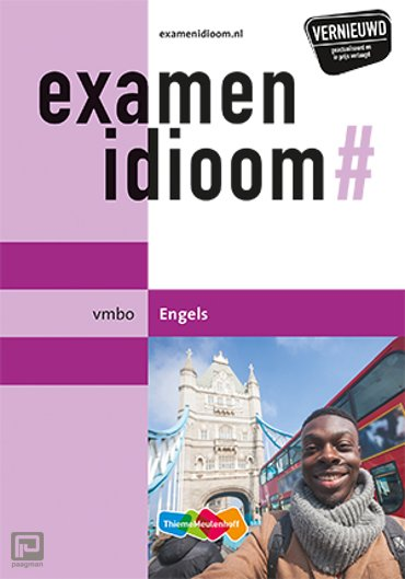 Examenidioom / vmbo Engels