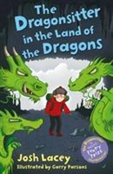 Dragonsitter in the land of the dragons