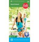 Falk fietskaart 28 Noord-Brabant - Falkplan fietskaart
