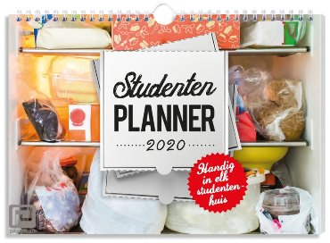 STUDENTENPLANNER 2020 - FSC MIX CREDIT
