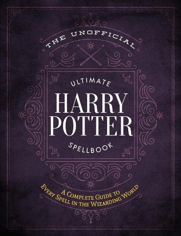Unofficial ultimate harry potter spellbook