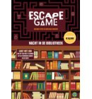 Nacht in de bibliotheek - Escape game