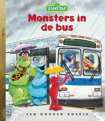 Monsters in de bus - Gouden Boekjes