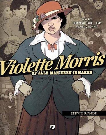 Violette morris Hc01. De eerste ronde