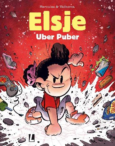 Elsje a4 Hc08. Uber puber
