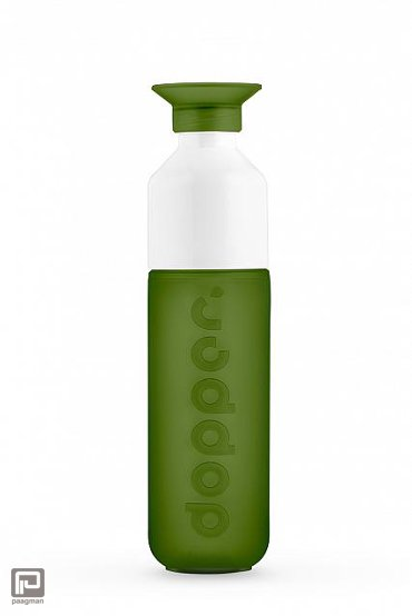 Drinkfles Dopper original evergreen